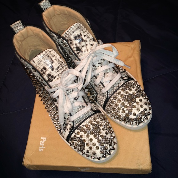 Christian Louboutin Shoes | Snakeskin